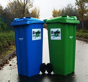 Bourke Waste Westport houehold bins